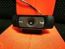 Logitech C920 HD Pro Webcam für Amazon, Full HD 1080p/30fps Video Calling