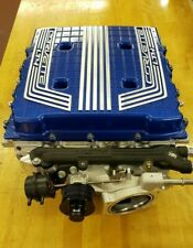 Laguna Blue Chevrolet Corvette ZO6 Supercharger GM 12666991