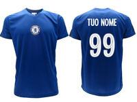 Maglia Chelsea personalizzata 2020 Ufficiale Blues 2019 Tuo Nome Tuo numero