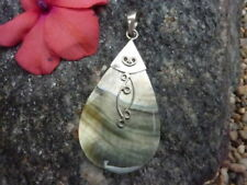 Fine Silver Natural Fine Necklaces & Pendants