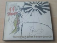 THE PRETTY THINGS S.F. Sorrow 2000 UK limited numbered gold CD #0013/5000!