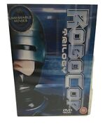 Robocop Trilogy (DVD, 2002, 3-Disc Set)