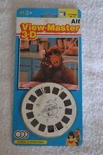 1987 View Master 3-D ALF Set of 3 Discs 21 Stereo Photos New and Sealed