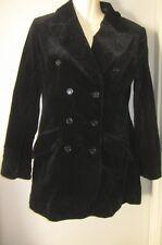 Velvet black jacket Bazaar Copenhagen , size AUS 8-10, pre loved