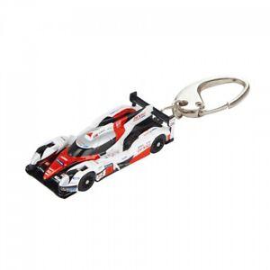 Toyota Gazoo Racing WEC Car Keychain
