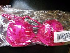 $62 Victoria's Secret Bombshell ADD-2-CUPS PUSH-UP BRA IN LACE~34A~limited ed
