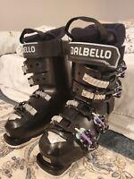 Dalbello ski boots 23.5 Woman80W MX