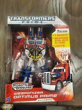 Hasbro Transformers Prime Weaponizer Optimus Prime Action Figure
