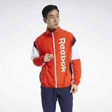 Reebok Men's Training Essentials Linear Logo Jacket