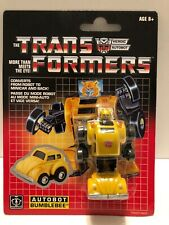Transformers Walmart Exclusive G1 Reissue Bumblebee Brand New! MOSC