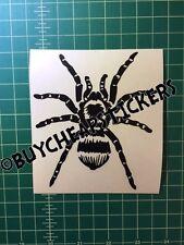 Tarantula Spider Vinyl Decal - Sticker 2x2 - Any Color