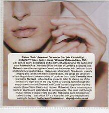 (EP850) Rainer, Hope - 2013 DJ CD