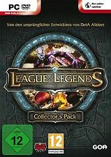League of Legends - Collector's Pack von THQ Entertainme... | Game | Zustand gut