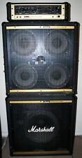 Marshall Bass Amp HEAD DBS 7400 and CABS 4x10s 1x15