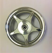 """50cc - 100cc 10"""" Front Disc Rim Chinese Scooter  5 spoke 779"""
