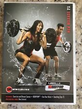 LESMills BODYPUMP Release 71 DVD, CD, & Choreography Notes