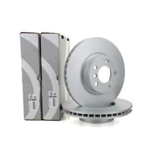 BMW Genuine Front Brake Disc Set For X3 F25 / X4 F26 - 34106879122