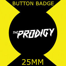 """THE PRODIGY  - LOGO IMAGE -BUTTON BADGE 25MM/1"""" D PIN GREAT GIFT FOR FAN #CD34"""