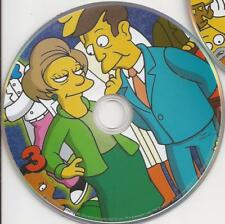 The Simpsons (DVD) Replacement Disc Season 4 Disc 3 U.S. Issue Disc Only!