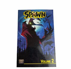Image Comics Spawn Volume 2 McFarlane Graphic Novel TPB 2006