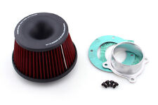 Apexi Universal Power Intake Air Filter 75mm Dual Funnel Adapter AY