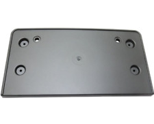 Audi A4 B8 Front License Number Plate Holder NEW GENUINE