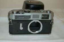 Canon-7 Vintage 1965 Japanese Rangefinder Camera. Serviced. No.825039. UK Sale