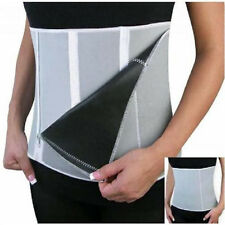 Weight Loss Waist Trimmer Belt Wrap Stomach Fat Burner abdominal Trainer Support