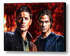 Supernatural Sam and Dean Framed Magical 9X11 Art Print Limited Edition w/COA