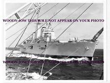 La134 - Royal Navy Aircraft Carrier - HMS Illustrious - photo 10x8