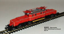 Jägerndorfer 62022 - Electric Locomotive br1189.02 ÖBB Crocodile Orange, EP