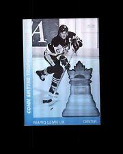 Mario Lemieux Penguins 1991-1992 Upper Deck Hologram #AW9
