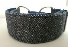 "Martingale dog collar 1.5"" whippet greyhound sighthound  lurcher tweed"