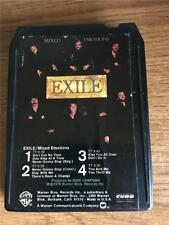 EXILE MIXED EMOTIONS VINTAGE RARE 8 TRACK TAPE TESTED LATE NITE BARGAIN!