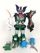 Power Rangers Beast Master Megazord Jungle Fury / Figurine Robot Transforming
