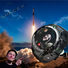 Restocked   Space X Smart Watch (Limited Edition)  Only 50 made Worldwide!