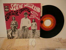 "steve miler band""going to the country""single7""or.1970fr.emi:2c00680538-languette"