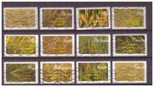 Serie Los Cultivos de Francia sellos adhesivos 2017