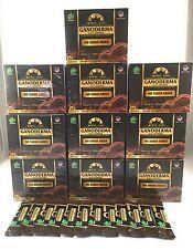 PureGano Coffee King Premium Black Ganoderma Coffee 10 Boxes (320 Sachets)