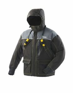 New Frabill I3 Jacket Black - L - Large