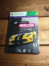 NEW - Forza Horizon -- Limited Collector's Edition (Microsoft Xbox 360, 2012)