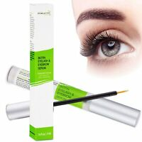 Eyelash  Eyebrow Biotin Serum, Lash Boost, Longer and Thicker Looking Lashes