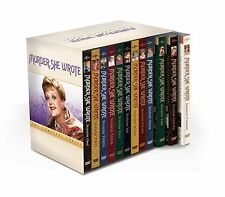 MURDER SHE WROTE COMPLETE SERIES COLLECTION 1-12 DVD BOX SET 63 DISC NEW&SEALED