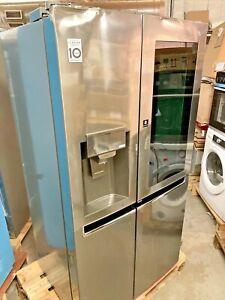 LG GSI961PZAZ Side-by-Side InstaView Door-in-Door Total NoFrost WiFi IceMaker