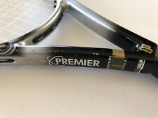 Prince Titanium Synergy Premier Longbody Tennis  Racquet Power Beam 110IN