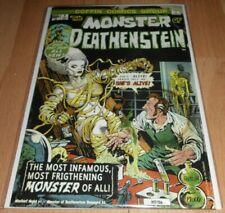 Lady Death:Mischief Night #1 - Monster of Deathenstein SIGNED  PULIDO LTD TO 150