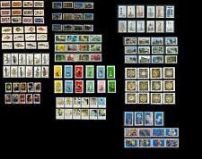 la série de timbres français oblitérés de 2019 : à partir de 1 euro la série