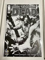 The Walking Dead Sketch Variant #1 2015 Exclusive Wizard World Con Chicago
