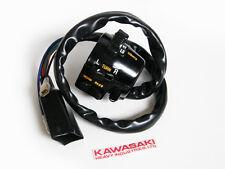 1974-77 Kawasaki LEFT SIDE CONTROL SWITCH blinker handlebar turn signal z1 kz900