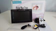 CORNICE DIGITALE NORDMENDE 7'' USB FOTO AVI TELECOMANDO